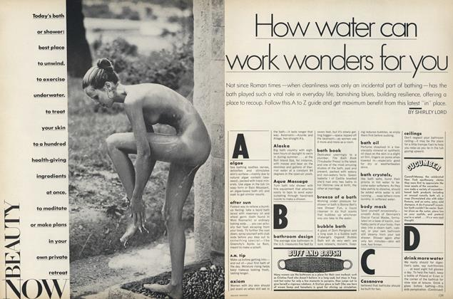 How Water Can Work Wonders For You