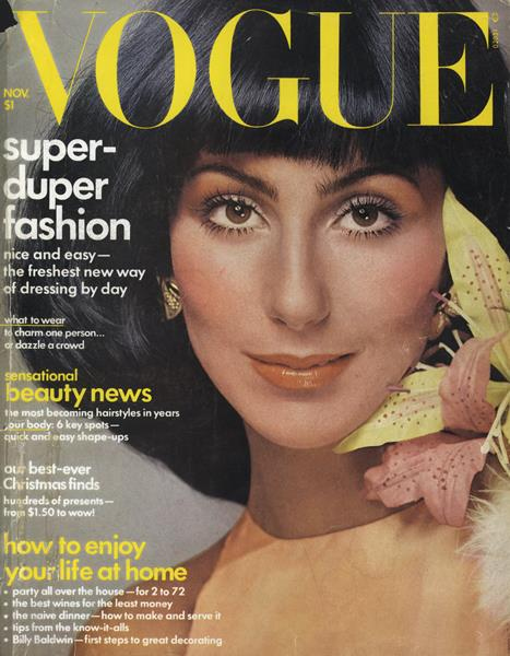 Issue: - November 1974   Vogue