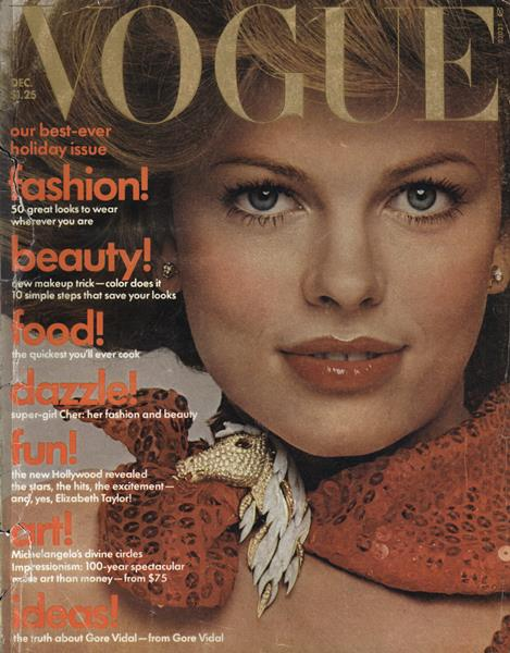 Issue: - December 1974 | Vogue