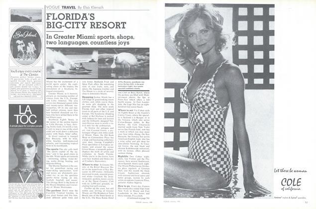 Florida's Big-city Resort