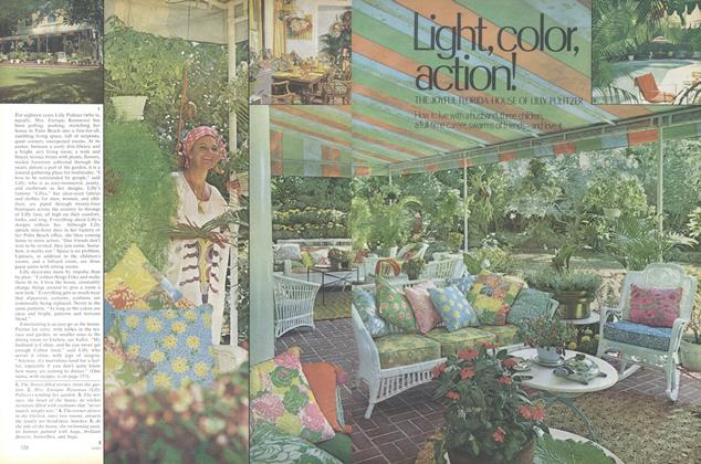 Light, Color, Action! The Joyful Florida House of Lilly Pulitzer
