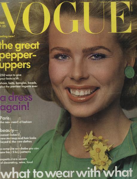 Issue: - March 1975 | Vogue