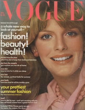 APRIL 1975 | Vogue