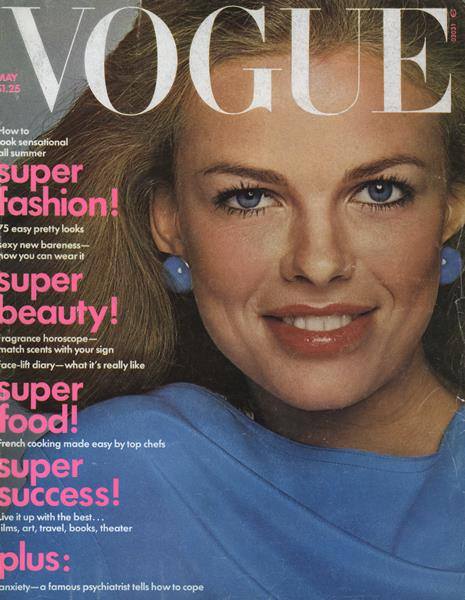 Issue: - May 1975 | Vogue