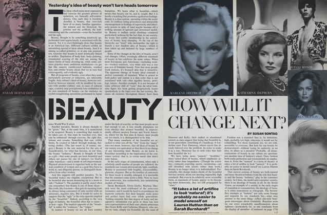 Beauty: How Will It Change Next?
