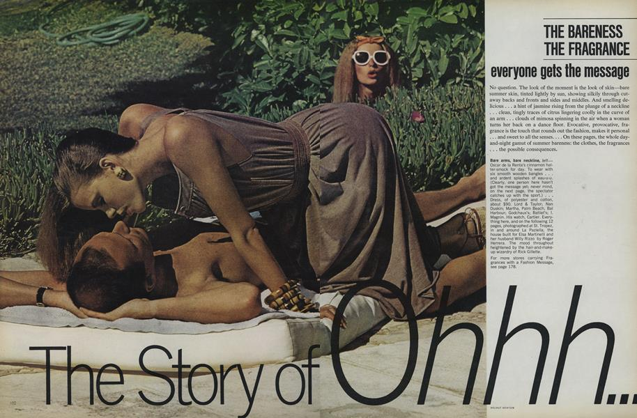The Story of Ohhh...