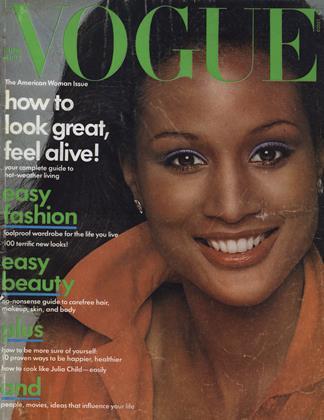 JUNE 1975 | Vogue
