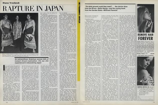 Rapture in Japan