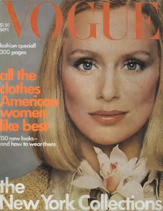Cover for the September 1975 issue