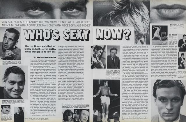Who's Sexy Now?