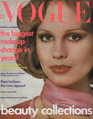 Cover for the October 1975 issue