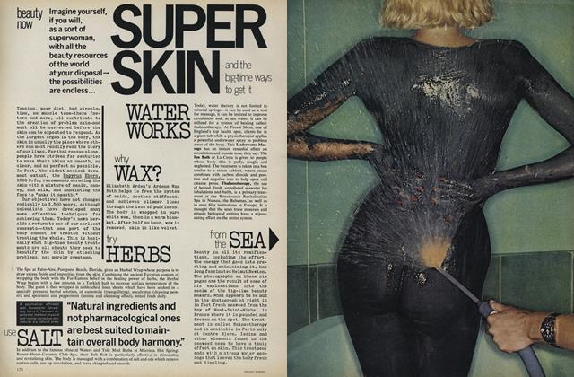 Super Skin—and the Big-Time Ways to Get It