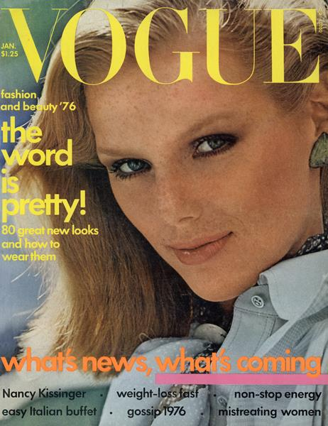 Issue: - January 1976 | Vogue
