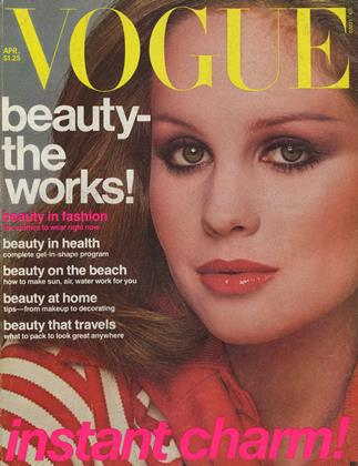 Cover for the April 1976 issue
