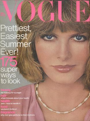 Cover for the May 1976 issue