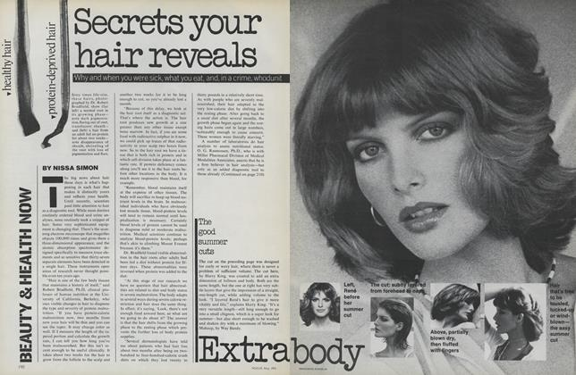 Secrets Your Hair Reveals/The Good Summer Cuts: Extrabody