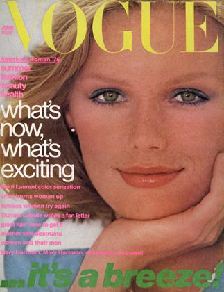 Cover for the June 1976 issue