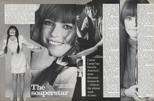 The Soaperstar: Louise Lasser