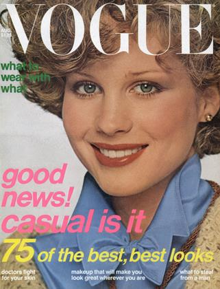 Cover for the August 1976 issue