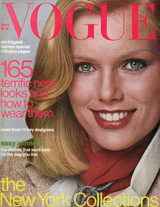 SEPTEMBER 1976 | Vogue