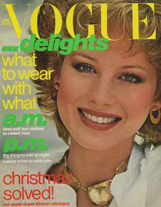 Cover for the November 1976 issue