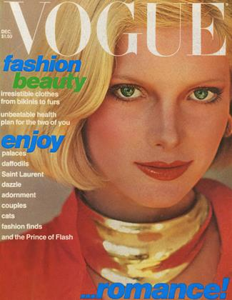 Cover for the December 1976 issue
