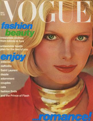 DECEMBER 1976 | Vogue