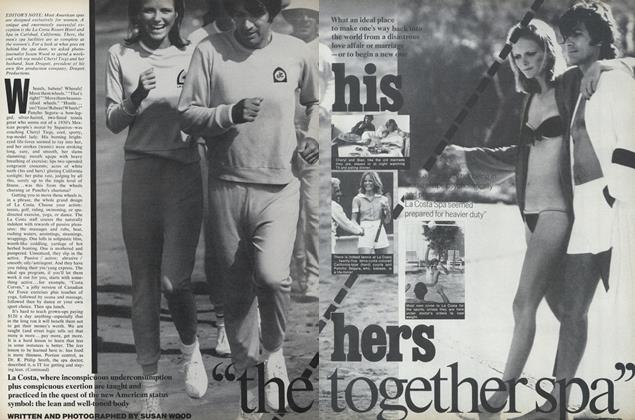 "Article Preview: Hers: ""The Together Spa"", December 1976 