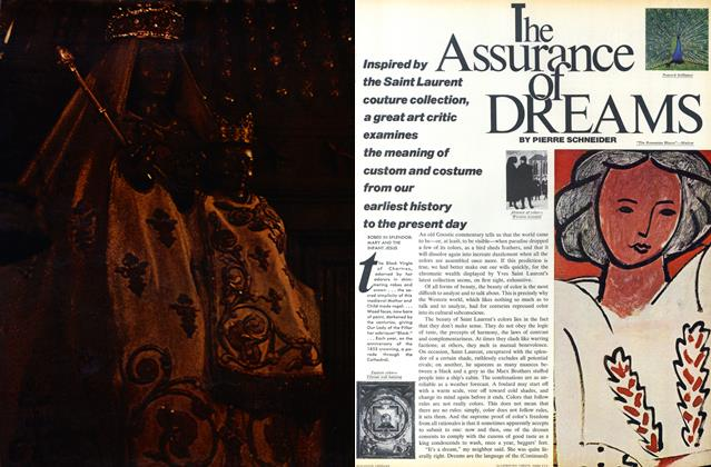 Article Preview: The Assurance of Dreams, December 1976 | Vogue