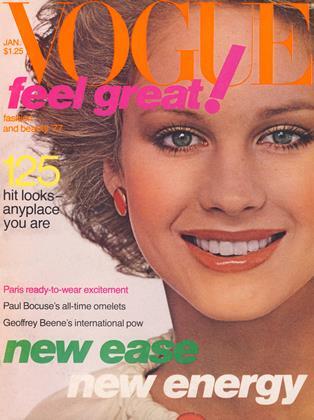 January, 1977 | Vogue