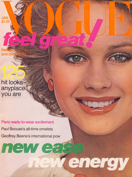 Issue: - January 1977 | Vogue