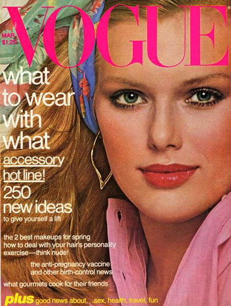 Issue: - March 1977 | Vogue