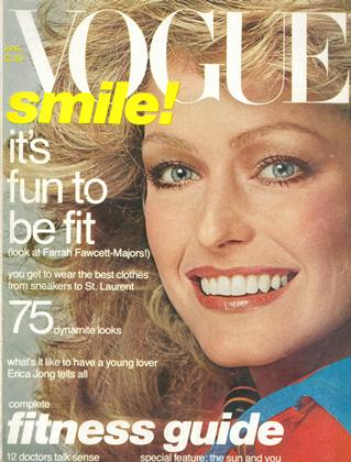 Cover for the April 1977 issue