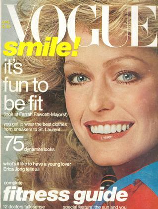 APRIL 1977 | Vogue