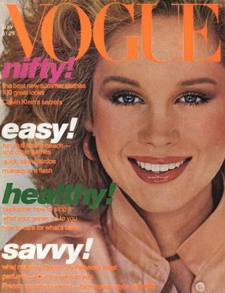 Cover for the May 1977 issue