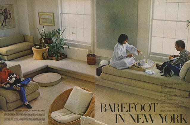 Article Preview: Barefoot in New York, June 1977 | Vogue