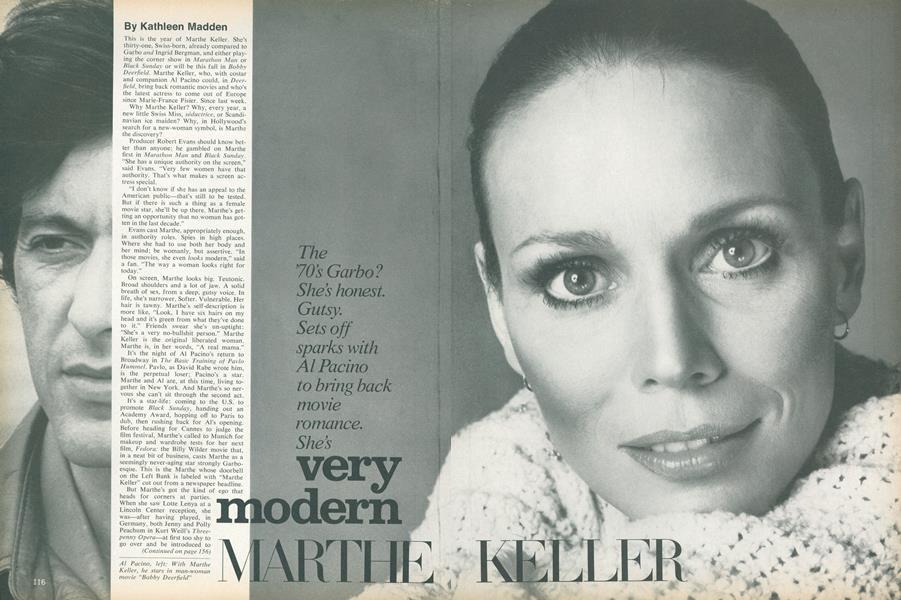 Very Modern Martha Keller