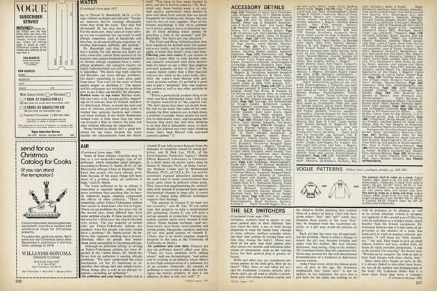 Article Preview: , August 1977   Vogue