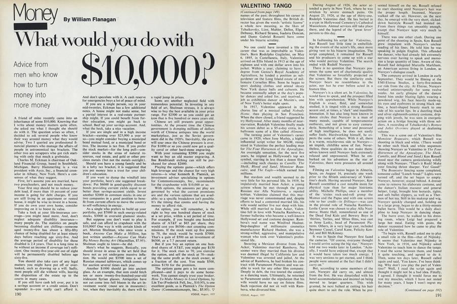 What Would You Do with $10,000?