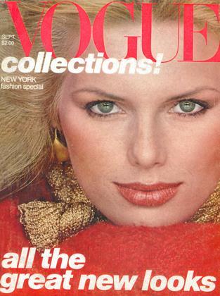 SEPTEMBER 1977 | Vogue