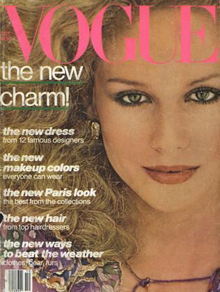 October 1977 | Vogue
