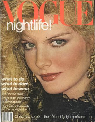 Cover for the November 1977 issue