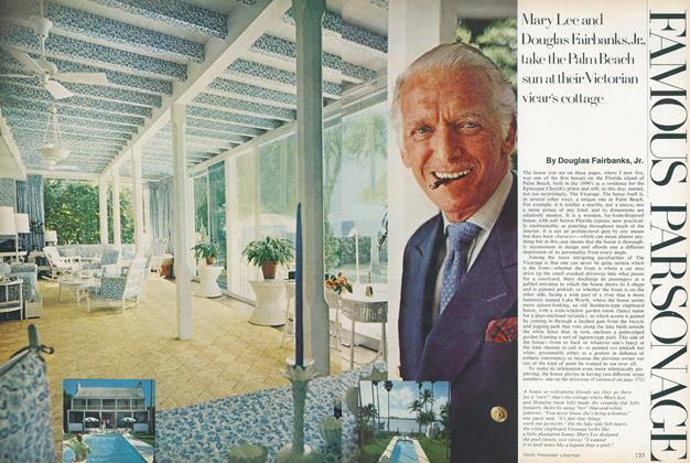 Article Preview: Famous Parsonage, January 1978 | Vogue