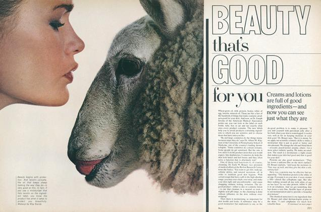 Article Preview: Beauty That's Good for You, February 1978 | Vogue