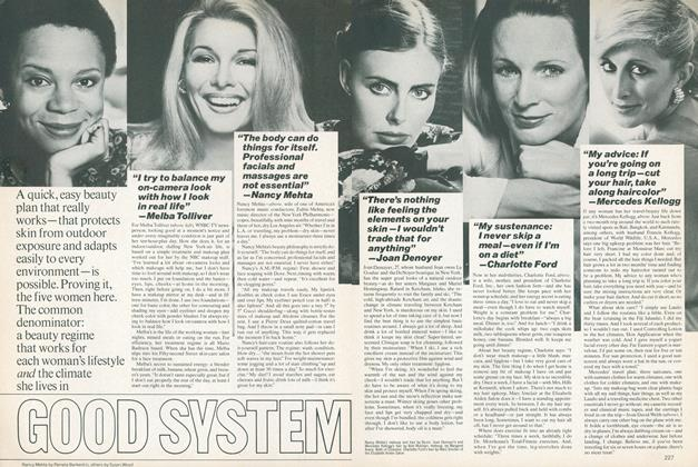 Article Preview: Good System, February 1978 | Vogue