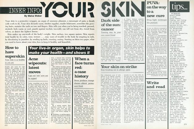 Article Preview: Inner Info: Your Skin, March 1978 | Vogue