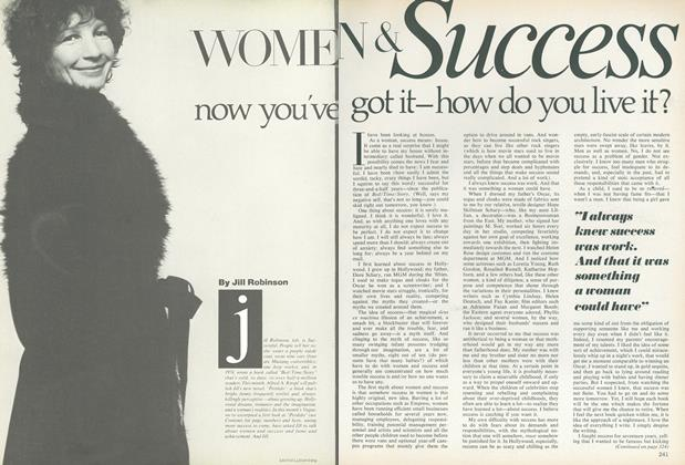 Article Preview: Women & Success: Now You've Got It—How Do You Live It?, April 1978 | Vogue