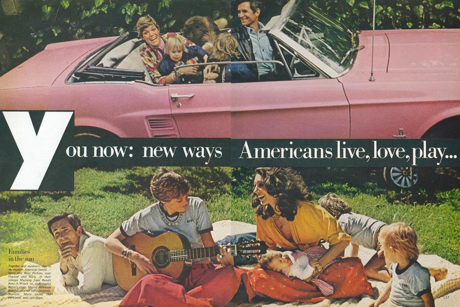 You Now: New Ways Americans Live, Love, Play...