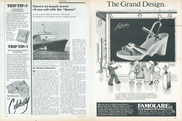 "Article Preview: There's No-hassle Travel—if You Sail with the ""Queen"", August 1978 