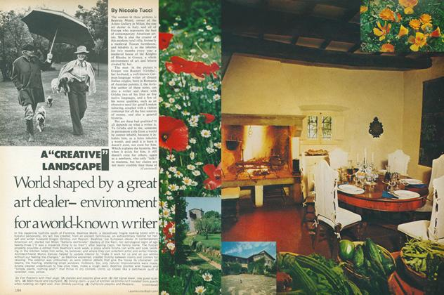 "Article Preview: A ""Creative"" Landscape, August 1978 